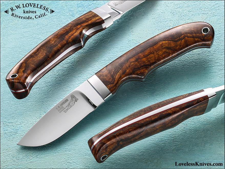 long randall � loveless knives